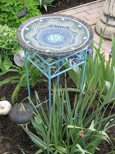 """The bird bath itself is pretty good but this is included for the alternative """"pedestal"""" which is interesting."""