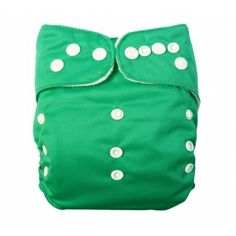 Alva Baby. One-size pocket diaper with double row of snaps, Minky outer, polyester inner. Includes one 3-layer microfiber insert. $4.79. B Series.
