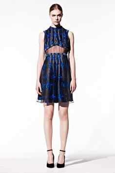 Christopher Kane Pre-Fall 2013 - Review - Fashion Week - Runway, Fashion Shows and Collections - Vogue - Vogue