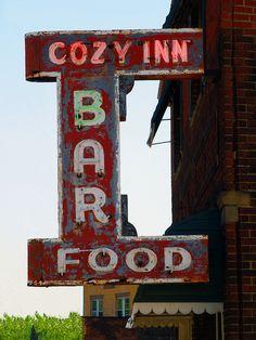 Cozy Inn Bar....Cleveland, Ohio