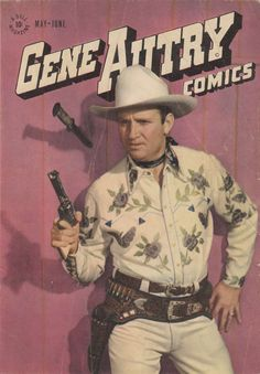 Gene Autry And Champion 1 of 52