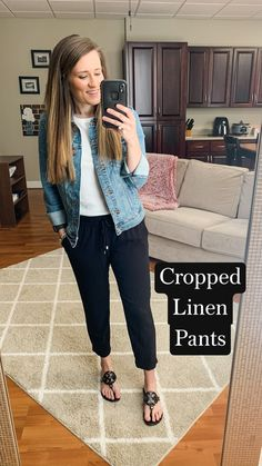 Comfy Work Outfit, Casual Work Outfit Summer, Rainy Day Outfit For Work, Jeans Outfit For Work, Dressy Casual Outfits, Work Casual, Casual Friday Work Outfits, Dressy Jeans Outfit, Summer Business Casual Outfits