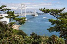 Japan (2015) – Tokushima – Die Ōnaruto-Brücke