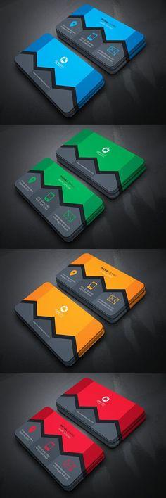 Creative Business Card. Business Card Templates Professional Business Card Design, Business Design, Creative Business, Branding Design, Logo Design, Design Cars, Roofing Logo, Visiting Card Design, Bussiness Card