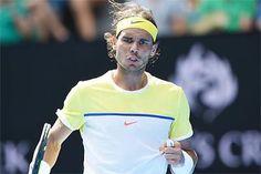 Australian Open Day 2: Rafael Nadal and Simona Halep among... #RafaelNadal: Australian Open Day 2: Rafael Nadal and Simona… #RafaelNadal