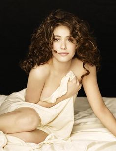 another girl crush (Emmy Rossum)
