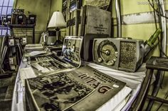 Day #315- Museum, WTAG Radio Museum, Holden Massachusetts | Bob Bernier Photography