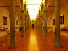 Basilica di San Marco: il convento, gli affreschi e la biblioteca