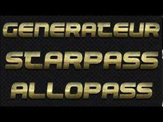 Générateur de Code Starpass v2.2.6c Téléchargement Gratuit - Mars 2014