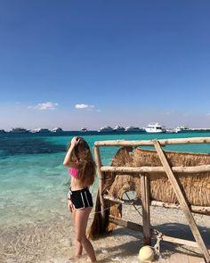 "𝓛𝓮𝓷𝓪🥀 on Instagram: ""🏖 #primalifemakadibay #uzivame #hurghada"" Egypt, Beach Mat, Outdoor Blanket, Instagram"