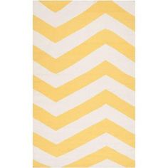 Artistic Weavers Fijo Sunshine Yellow 8 ft. x 11 ft. Flatweave Area Rug - Calabozo-811 - The Home Depot