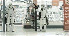 For animated GIFs, I find your lack of work disturbing. [video]