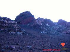 Rocks and stones on the #volcano #Stromboli.