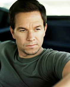 Mark Wahlberg photographed by Jeff Lipsky.