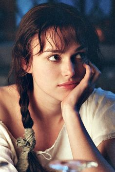 "As ""Elizabeth Bennet"" in ""Pride & Prejudice"", 2005"