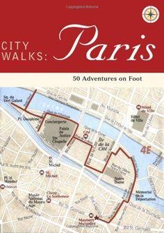 City Walks: Paris: 50 Adventures on Foot by Christina Henry de Tessan, http://www.amazon.com/dp/0811838439/ref=cm_sw_r_pi_dp_rNaKrb17KNZF3