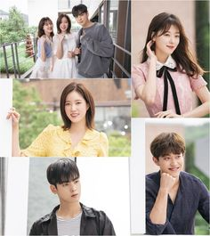 """awww it's already finished, this one's a cutie, series, and as always with moral meaning/lesson to how we view life and beauty - """"My ID Is Gangnam Beauty"""" Kdrama, Korean Tv Series, Jo In Sung, Do Bong Soon, Drama Fever, Weightlifting Fairy Kim Bok Joo, Scene Image, Drama Korea, Cha Eun Woo"""