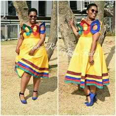Ndebele outfit