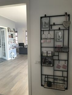 Ikea Rack, Student Room, Nordic Design, Apartment Design, Ladder Decor, Decoration, Living Room Decor, Sweet Home, Gallery Wall