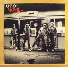 UFO - No Place to Run -Vinyl LP Take it or leave it Mystery Train Alpha Centauri in Musik, Vinyl, Rock & Underground | eBay