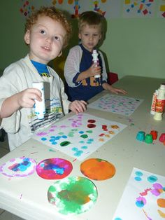 Fun and easy ways to celebrate International Dot Day (September 15th) with your children