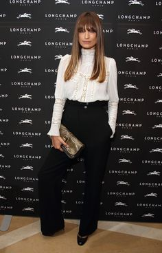London Flagship Store Grand Opening - September 14th 2013 - Caroline De Maigret