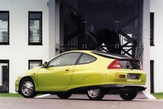 Honda's Insight into future motoring   Eurekar
