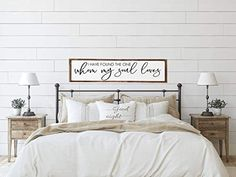 Amazon.com: Aet3thew Wood Framed Sign 6x20'' Bible Verse Printable Wooden Prints Master Bedroom Sign You Will Forever Be My Always Sign Wood Framed Signs Master Bedroom Wall Decor Bedroom Wall Art Bedroom Sign: Home & Kitchen