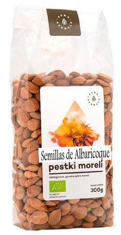 Semillas de albaricoque peladas 300gr Amigdalina - 12,00€