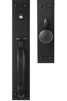 Door Sets - Haute Forge Collection - Entrance Handle Sets - 2902