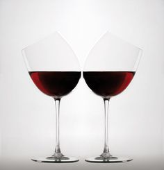 Wine Glass by Gumdesign via design-milk |Pinned from PinTo for iPad|
