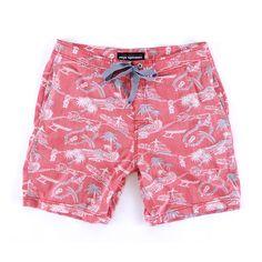 Reyn Spooner drawstring shorts