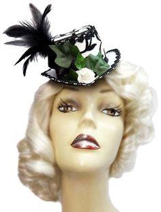Rose Garden Mini Victorian Steampunk Bride by JenkittysCloset