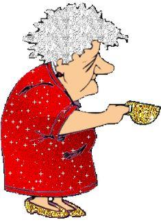 Grandma and grandpa Graphic Animated Gif - Graphics grandma and grandpa 495533