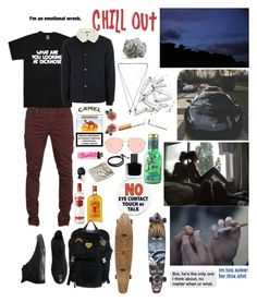 """""""""""Who the fück do you think you are?"""" Asher's outfit"""" by trashpile ❤ liked on Polyvore featuring Dolce&Gabbana, RGB Cosmetics, NOVICA, Gentle Monster, Converse, Crate and Barrel, Prada, Dsquared2, Topman and Me & Zena"""