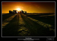 Stonehenge by thpeter, via Flickr