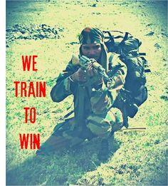 We train to Win #IndianArmy