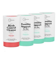 Get 1 month of Birth Control Cleanse and 3 months of fertility supplements for women! This conception support bundle is natural, vegetarian, and non-GMO. Birth Control Detox, How To Regulate Hormones, Supplements For Women, Pregnancy Supplements, Conceiving, Prenatal Vitamins, Trying To Conceive, Menstrual Cycle, Pregnancy