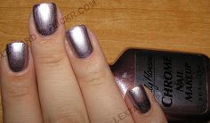 Sally Hansen Chrome Nail Makeup - Moonstone Chrome