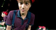yes jongin that is a camera