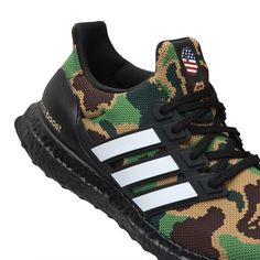 on sale e72f0 fafd1 An Official Look at the BAPE x adidas UltraBOOSTs