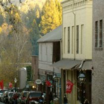 Nevada City, at the base of the Sierra mountains, is a three-hour drive from San Francisco--close enough to get away for the weekend and far enough to feel like you've traveled back in time. We've put together a weekend food-lovers itinerary, which includes picnics, cappuccino and ice cream.