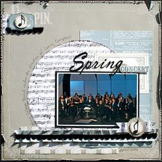 Creatively Savvy: Spring Concert *NEW Echo Park Melody of Life*