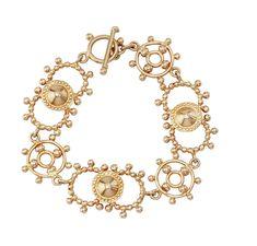 Aysha Bilgrami Collection Goli Bracelet - Silver chain bracelet with gold plating. Brand Collection, Gold Plating, Contemporary Jewellery, Silver Bracelets, Jewelry Making, Jewels, Chain, Metal, Silver Cuff Bracelets