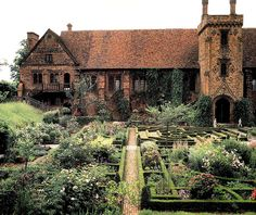 The Royal Palace of Hatfield is where Elizabeth I spent most of her childhood. The gardens are magnificent and well worth a visit.