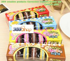 Free shipping 50pcs/10set/lot Lovely Cartoon eraser 10sets/lot Stationery Rubber eraser set Boys Girls Party Toys $26.98