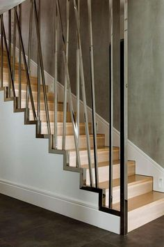 Modern Indoor Stair Railing Kits Systems For Your Inspiration 4