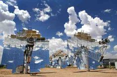 CSP - CONCENTRATING SOLAR POWER Solar Thermal Power