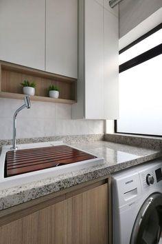 57 Best Ideas for house decor kitchen laundry rooms Kitchen Decor, Kitchen Design, Kitchen Ideas, Small Laundry, Condo Living, Laundry Room Design, Laundry Rooms, Small Room Bedroom, Apartment Kitchen