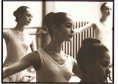 discipline of a ballerina